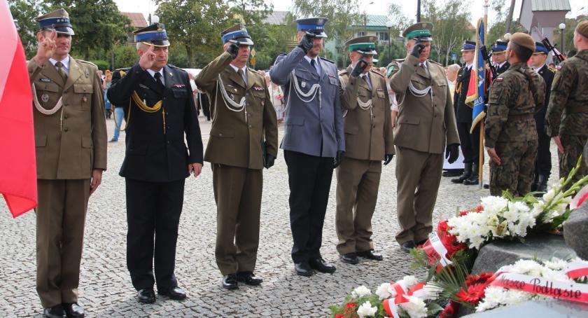 HISTORIA, Święto Wojska Polskiego Bielsku Podlaskim - zdjęcie, fotografia