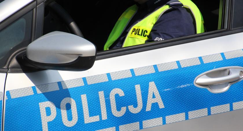 PRZESTĘPSTWA I WYKROCZENIA, Bielscy policjanci zatrzymali prawo jazdy przekroczenie prędkości - zdjęcie, fotografia