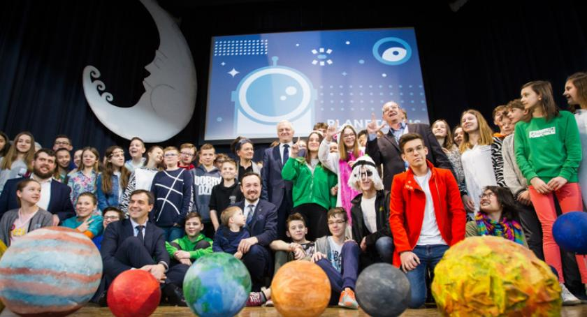 Edukacja , Planetarium Boćkach - zdjęcie, fotografia