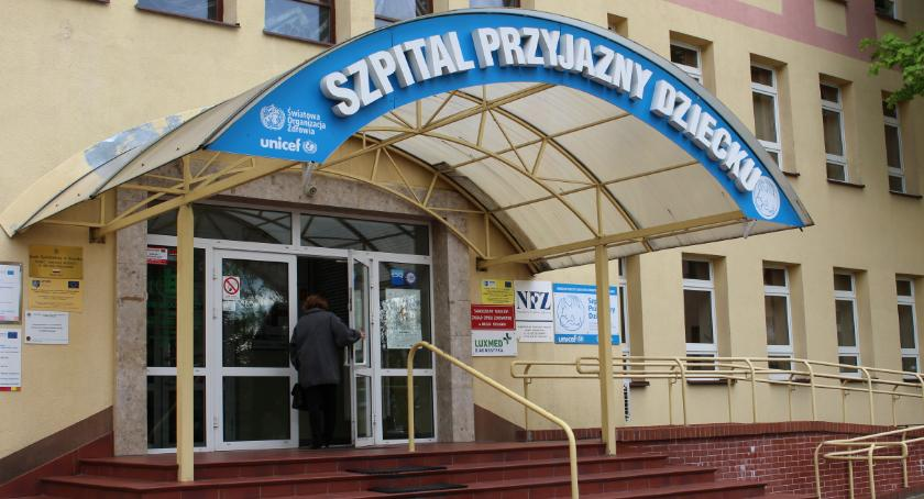 ZDROWIE, Bielski szpital otrzymał ponad miliony dotacji - zdjęcie, fotografia