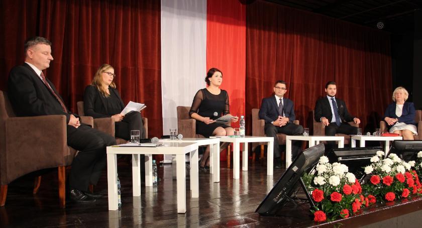 Zdjęcie kandydatów na Burmistrza Miasta Bielsk Podlaski