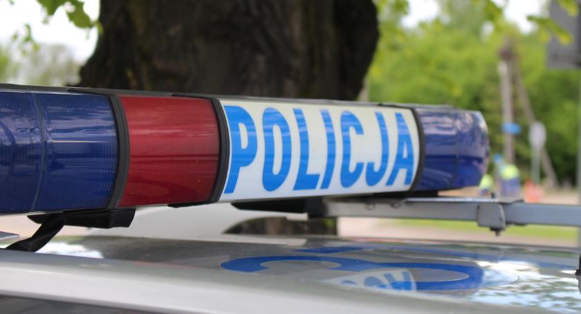 Przestępstwa i Wykroczenia , Bielsk Podlaski Wsiedli kółko sądowego zakazu - zdjęcie, fotografia
