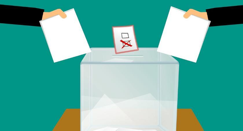 POLITYKA, Wybory Gminnie Wyszki listy kandydatów - zdjęcie, fotografia