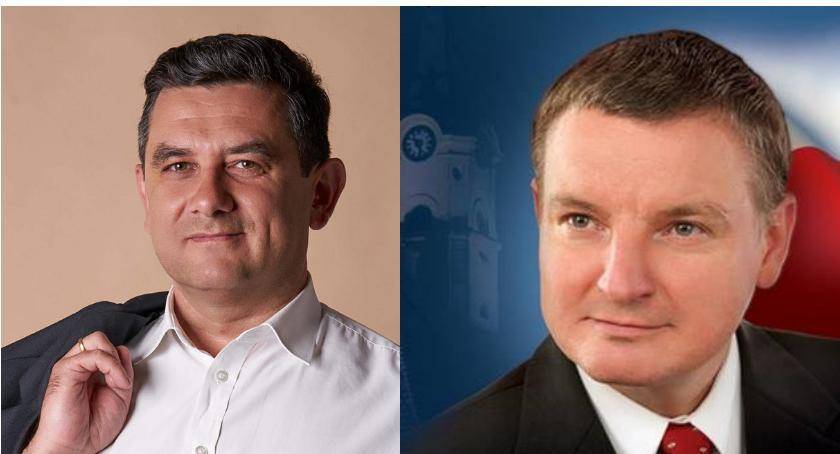 POLITYKA, [Zagłosuj] Borowski Hryniewicki druga wyborów Burmistrza - zdjęcie, fotografia