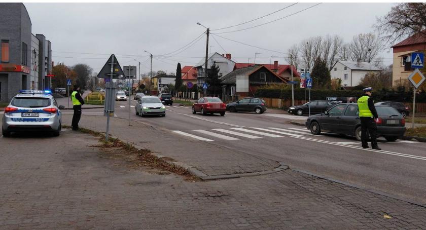 PREWENCJA, Akcja 'Znicz' powiecie zdarzeń drogowych - zdjęcie, fotografia