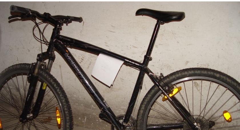 INTERWENCJE, Bielsk Podlaski Poszukiwany właściciel roweru - zdjęcie, fotografia