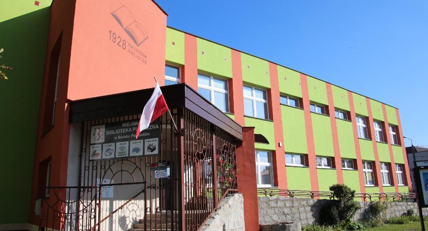 LITERATURA, Spotkanie autorskie Tomaszem Kwiecińskim - zdjęcie, fotografia