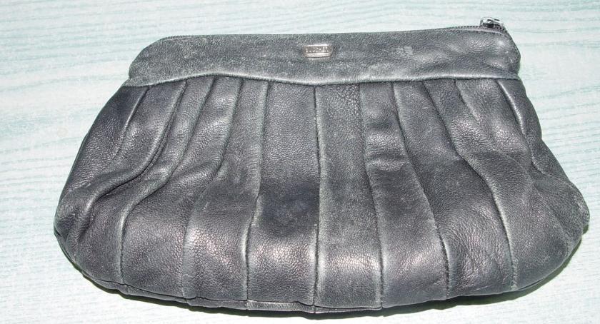 INTERWENCJE, Policja szuka właściciela torebki - zdjęcie, fotografia