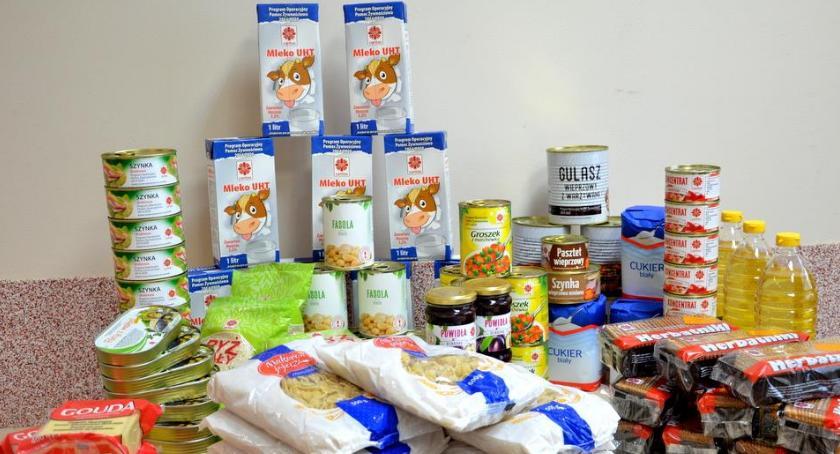 INTERWENCJE, Pomoc żywnościowa Bielsku Podlaskim - zdjęcie, fotografia