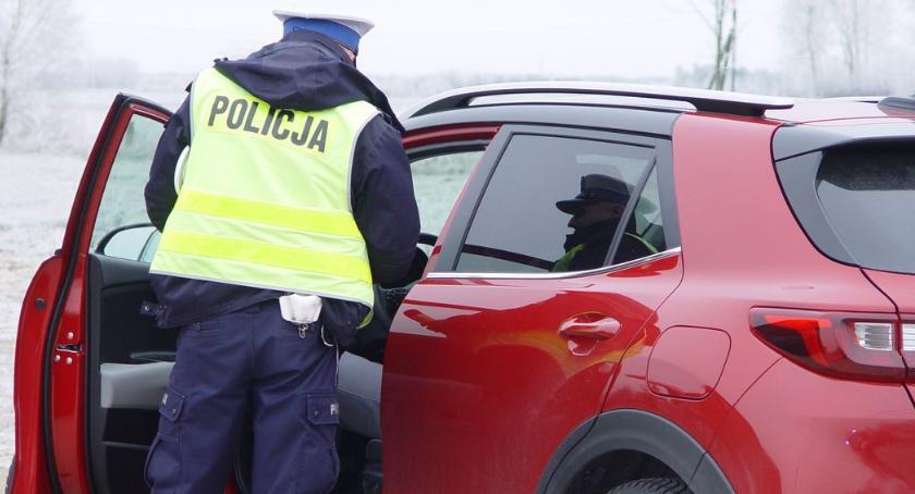 PREWENCJA, Akcja Prędkość przypadki przekroczenia przepisów drogowych - zdjęcie, fotografia