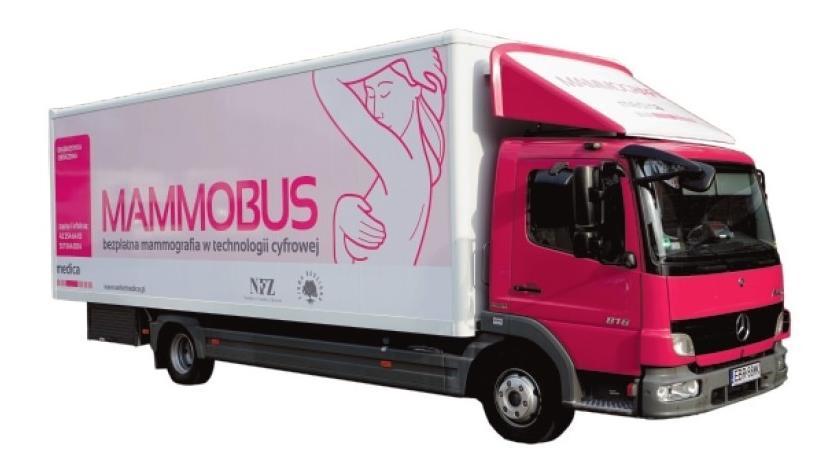ZDROWIE, Bezpłatne badania mammograficzne Bielsku Podlaskim - zdjęcie, fotografia
