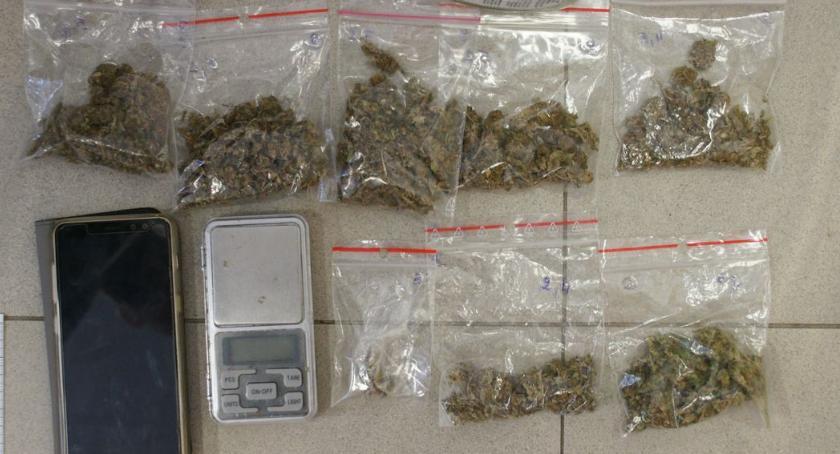 PRZESTĘPSTWA I WYKROCZENIA, Bielsk Podlaski Policja zabezpieczyła ponad marihuany - zdjęcie, fotografia
