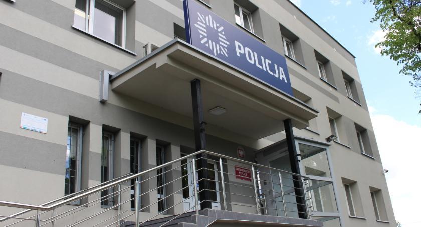 """INTERWENCJE, Próba wyłudzenia metodą """"na policjanta"""" - zdjęcie, fotografia"""