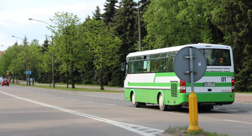 KOMUNIKACJA, Bezpłatne przejazdy komunikacją miejską - zdjęcie, fotografia