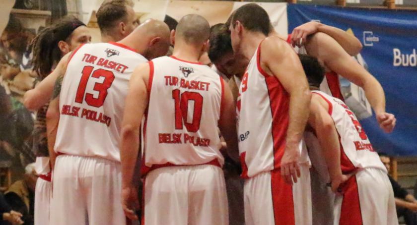 KOSZYKÓWKA, Basket słabszy Lublin - zdjęcie, fotografia