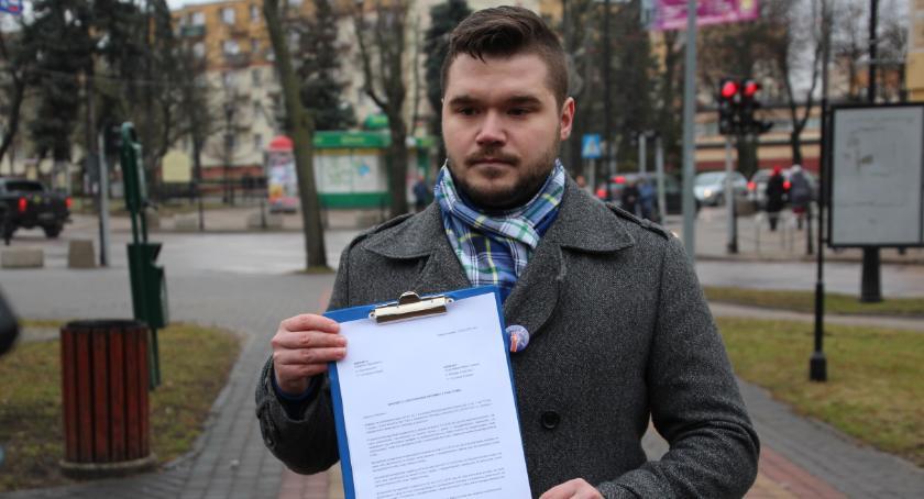 """POLITYKA, Bielsk Podlaski """"Wiosenne Porządki"""" - zdjęcie, fotografia"""