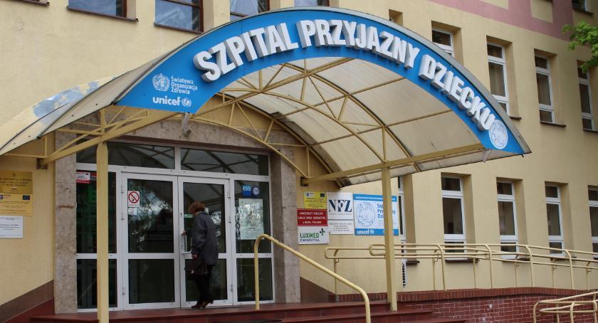 ZDROWIE, Ponad szpitala Bielsku Podlaskim - zdjęcie, fotografia