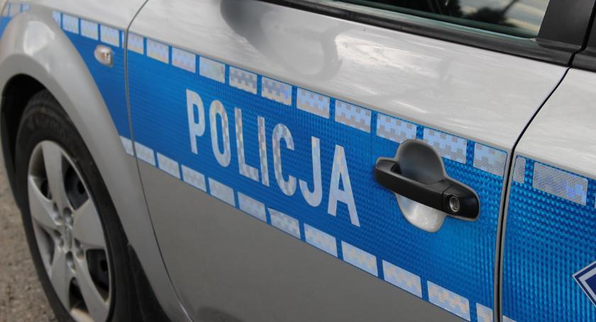 PRZESTĘPSTWA I WYKROCZENIA, Kalnica Policja zatrzymała prawo jazdy obywatela Włoch - zdjęcie, fotografia