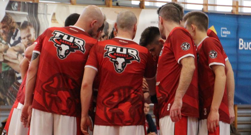 KOSZYKÓWKA, Basket drugiej rundzie - zdjęcie, fotografia