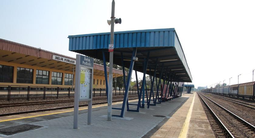 Bielsk Podlaski: Powstaje nowy dworzec kolejowy