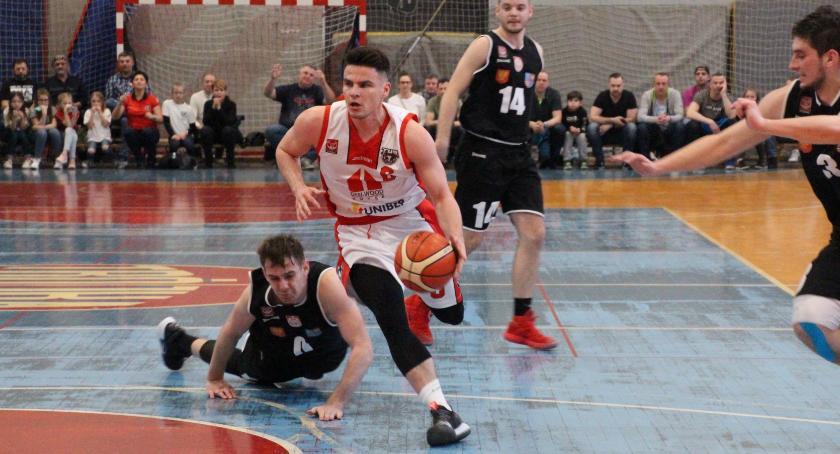Mateusz Bębeniec Tur Basket Bielsk Podlaski