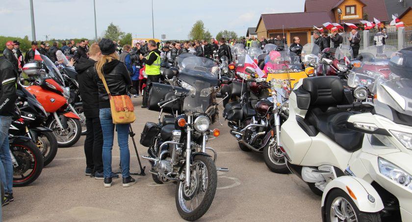 Bielsk Podlaski: Rozpoczęcie sezonu motocyklowego 2019 Godboys