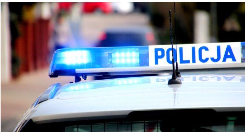 WYPADEK, Śmiertelny wypadek trasie Wyszki Topczewo - zdjęcie, fotografia