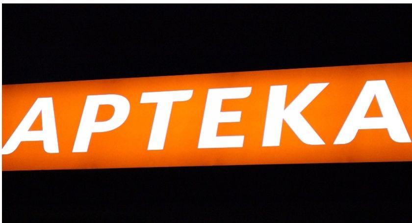 ZDROWIE, Bielsk Podlaski Harmonogram dyżurów aptek - zdjęcie, fotografia