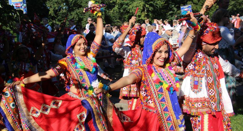 """WYDARZENIA, Międzynarodowy Festiwal Folkloru """"Podlaskie Spotkania"""" - zdjęcie, fotografia"""