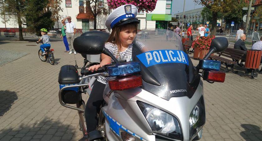 PREWENCJA, Lokalne imprezy okazją spotkania Policją - zdjęcie, fotografia