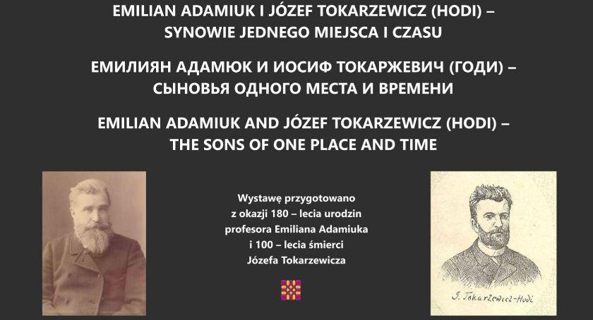 Emilian Adamiuk i Józef Tokarzewicz