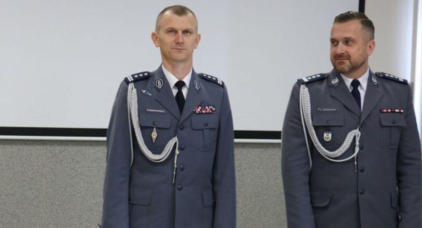 URZĘDY, Wojciech Macutkiewicz nowym komendantem bielskiej policji - zdjęcie, fotografia