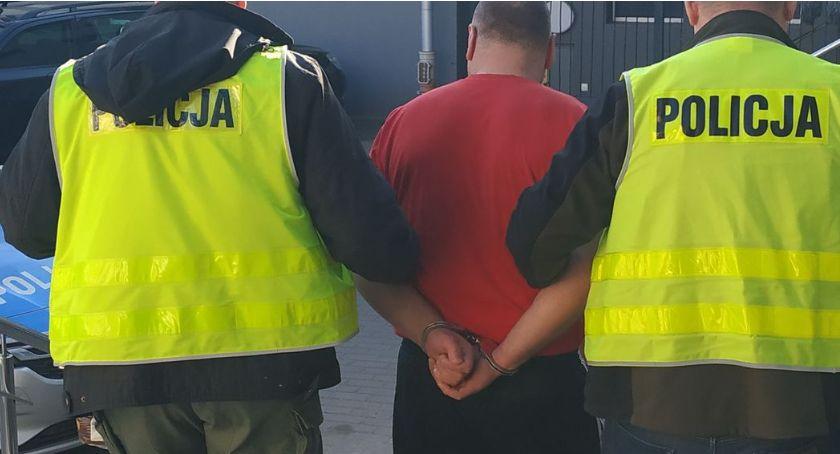 PRZESTĘPSTWA I WYKROCZENIA, Mężczyźni zatrzymani związku kradzieżą paliwa - zdjęcie, fotografia