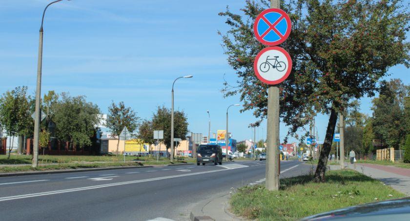 KOMUNIKACJA, Kwestia progów zwalniających bielskich ulicach - zdjęcie, fotografia