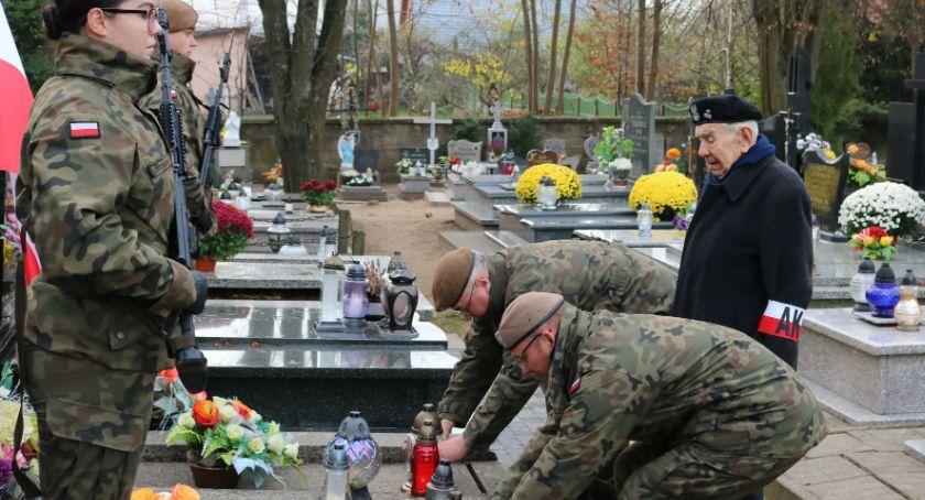 HISTORIA, Podlaska Brygada Obrony Terytorialnej wspomina zapomnianych - zdjęcie, fotografia