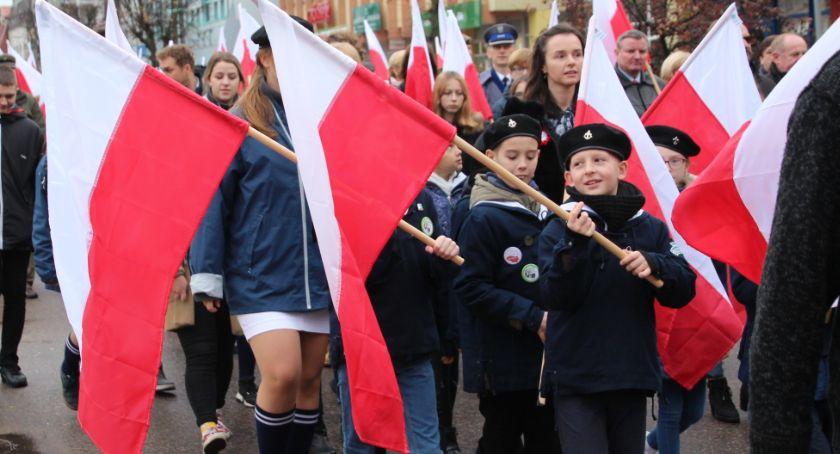 WYDARZENIA, Bielsk Podlaski Narodowe Święto Niepodległości - zdjęcie, fotografia