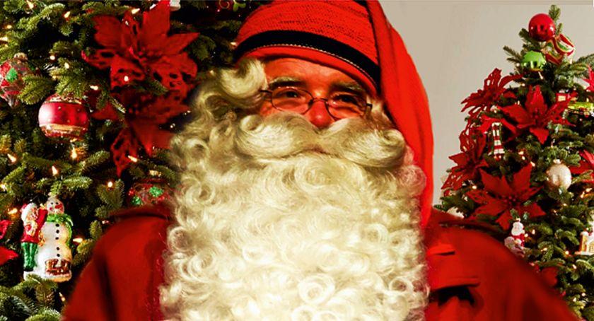 REKREACJA, Prawdziwy Mikołaj Laponii Bielsku Podlaskim - zdjęcie, fotografia