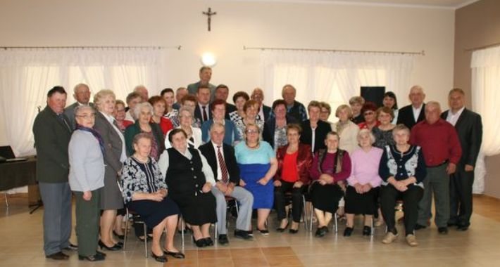 PREWENCJA, Pracownicy Komendy spotkaniu seniorami - zdjęcie, fotografia