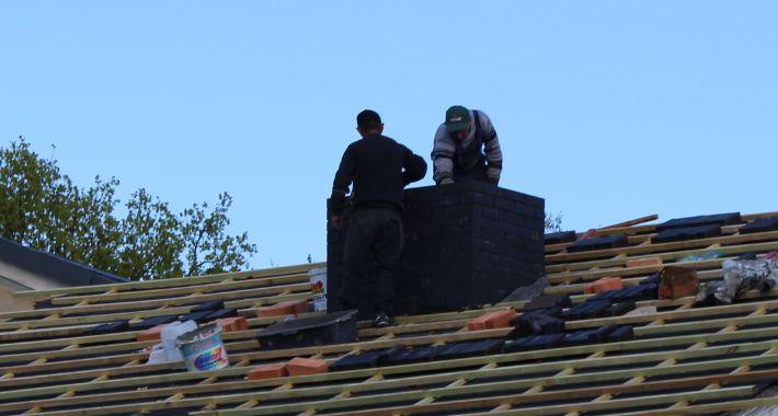 WYPADEK, Śmiertelny wypadek budowie miejscowości Widowo - zdjęcie, fotografia