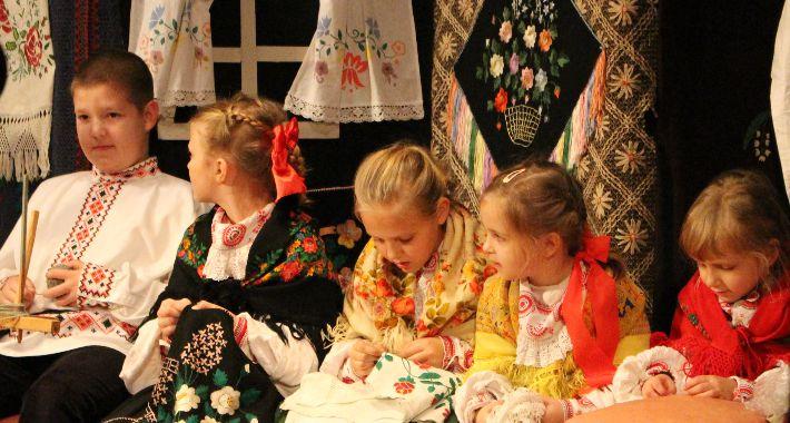 WYDARZENIA, Białoruski Obrzęd scenie - zdjęcie, fotografia
