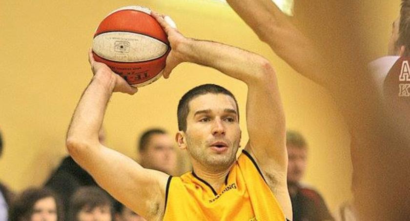 KOSZYKÓWKA, Kamil Zakrzewski nowym trenerem Basket Bielsk Podlaski - zdjęcie, fotografia