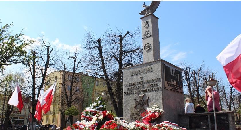 HISTORIA, Obchody Święta Narodowego Trzeciego Bielsku Podlaskim - zdjęcie, fotografia