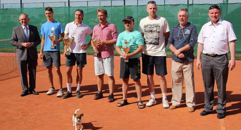 Inne, Mistrzostwa Miasta Bielsk Podlaski Tenisie Ziemnym - zdjęcie, fotografia