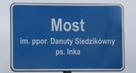 Most im. ppor. Danuty Siedzikówny ps. Inka w Bielsku Podlaskim