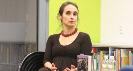 Spotkanie autorskie z Anetą Prymaką-Oniszk