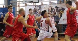 KKS Tur Basket Bielsk Podlaski 85:84 ŁKS AZS UŁ SG Łódź