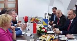 Ambasador Bośni i Hercegowiny odwiedził Bielsk Podlaski