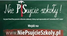 Platforma Obywatelska Powiatu Bielskiego zbiera podpisy ws. reformy edukacji