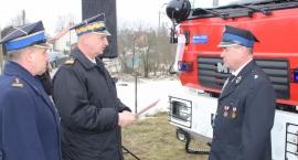 OSP Świrydy ma nowy samochód ratowniczo-gaśniczy