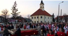 Droga Krzyżowa ulicami Bielska Podlaskiego